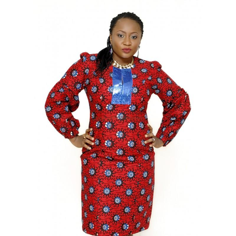 Image result for ankara maternity dresses