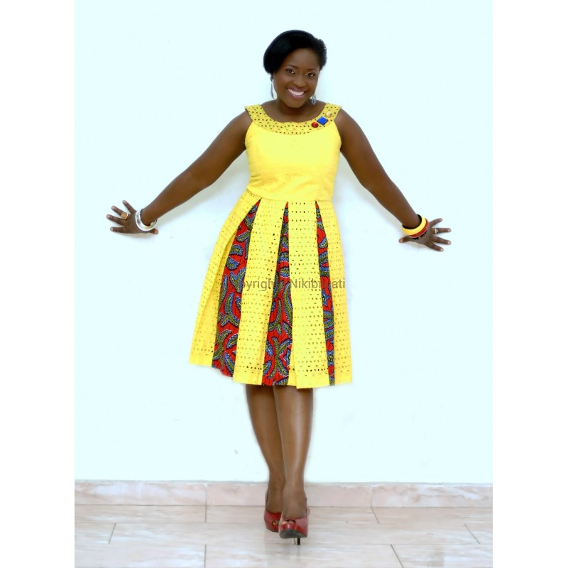 Oleku styles with dry lace dresses